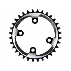 SRAM XX1 chainring 76 mm alu
